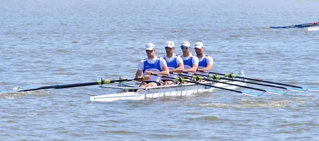 Estonian Rowing team