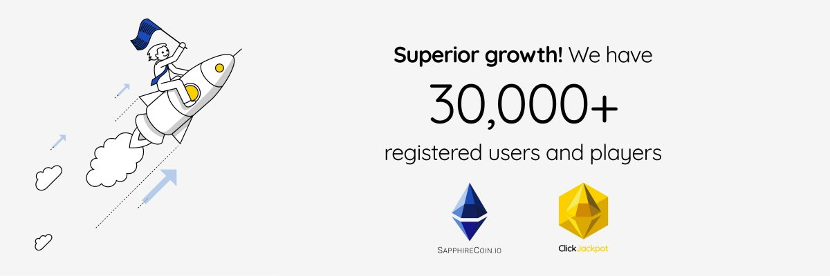 Over 30k registered users