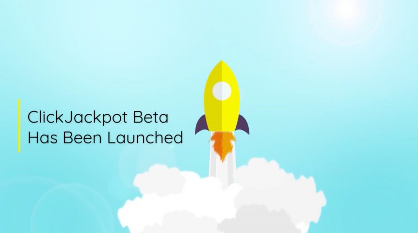 ClickJackpot Beta is now open